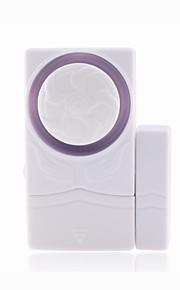 multi-functionele kleine magnetische deur sensor alarm binnenlandse veiligheid venster 110db alarm deurbel sluitende deur herinnering