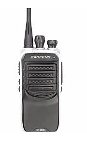 baofeng® nuovo originale palmare 5W prosciutto walkie talkie wireless arrivo (2pcs in scatola) BF-888sa