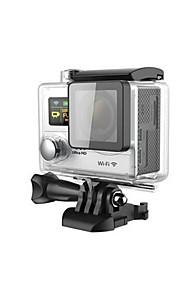H3R Actiecamera / Sportcamera 16MP 4000 x 3000 WIFI / Waterbestendig / Verstelbaar / Draadloos 30fps 6X ± 2EV 2 CMOS 32 GB H.264Enkele