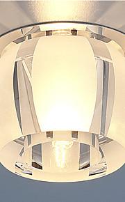 Plafondlampen Warm wit / Koel wit Kristal / LED / Ministijl / Lamp Inbegrepen 1 stuks