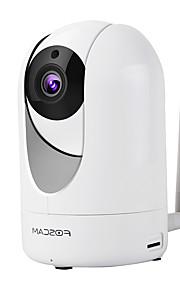 foscam® r2 1080p trådløs pan tilt indendørs med dag nat plug and play support mikro sdcard optagelse op til 64 g