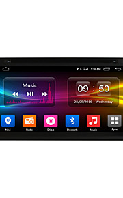 Ownice C500 Android 6.0 Quad Core Car Stereo GPS for Toyota Universal Support 4G LTE with 2G RAM and 16G ROM