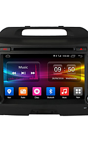 Ownice c500 8 inch HD-scherm 1024 * 600 quad core Android 6.0 auto dvd speler gps voor Kia Sportage R Sportage 2010-2015
