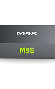 TV Box nero 802.11 b/g/n Wi-Fi