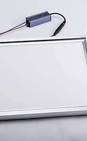 1 Pcs 85-265V12W Ceiling  Office Room Ceiling Embedded Flat Lamp