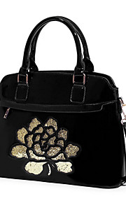 Women Patent Leather Formal Event/Party Outdoor Office & Career Tote