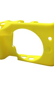Digitale Camera-Hoes- voorCanon-Eén-schouder- metStofbestendig-Geel Wit Zwart Rood Roze Blauw