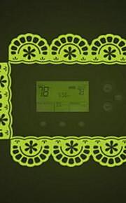 모양 벽 스티커 루미너스 월 스티커 라이트 Switch 스티커,비닐 자료 홈 장식 벽 데칼
