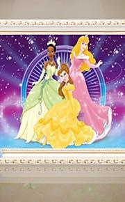 Fasion Fairy Tale Cartoon Character Bedroom Diamonds Cross Stitch Drawing