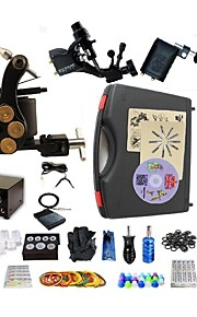 Complete Tattoo Hummer III 3 Machines With Digital Power Supply  Liner & Shader