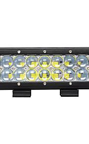 90W førte arbejde lys bar spot beam 9000lm suv båd køre bil lampe offroad 4wd ute suv IP68 12W lastbil lys