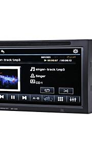 1269 bluetooth v3.0 32gb bil dvd-afspiller TFT LCD-skærm 800 x 480 16 9 bluetooth v3.0