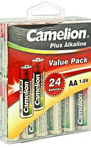 Camelion lr6-pbh24 pila alcalina AA de 1,5 V 24 paquete