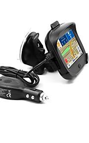 motorcykel navigation 4,3 tommer 256 MB ram motorcykel cykel gps vandtæt IPX7 8GB intern bluetooth gratis nyeste kort gps moto