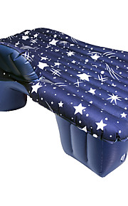 Car Mattress air bed Double(135*85*45cm)Polyester PVC  Safety fender with Air Pump