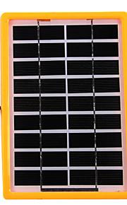xh-s225155 solpanel batterioplader til udendørs 3w 9v