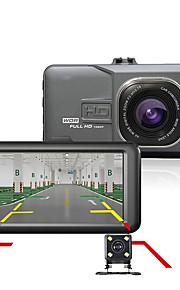 auto dvr auto camera dash cam dash camera video recorder dual camera's 1080p full HD 170 graden g-sensor auto camcorder