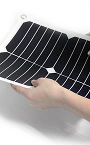 neo sol solpanel batterioplader til udendørs 13W 5.5V usb