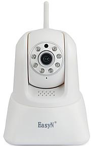 Easyn® 2.0 mp binnenshuis binnengesneden 128 (dag nachtbewegingsdetectie toegang op afstand wi-fi beveiligingsplug en -speler)