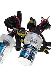 Sencart  Car HID Xenon Lights Bulbs Lamps H1 / H3 / H7 / H8 / H9 / H11/ 9005 4300K 6000K 8000K diamond white 55W