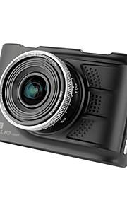 Coche hd 12mp dvr 3 4x zoom óptico de visión nocturna hdmi - negro
