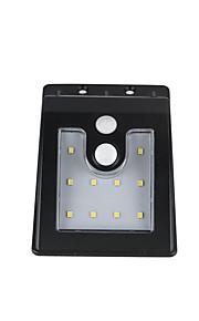 Drie-in-één functie versie 10led lichtsensor lamp tuin corridor wandlamp