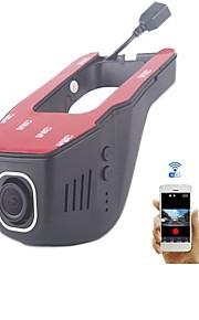 Ocultado fhd coche dvr registrador grabadora de vídeo digital camcorder guión cam cámara 1080p wifi negro cuadro dashcam coche dvr