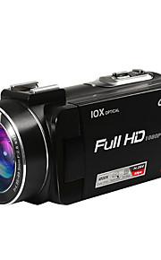 Plastik Digital Kamera Høj definition Sensor Mikro-USB Fjernbetjening 1080P Smile Detektor Let at bære Miracast