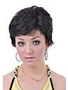 Noir perruque Perruques pour femmes Ondule Perruques de Costume Perruques de Cosplay