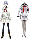 Inspire par Vampire Knight Cosplay Anime Costumes de cosplay Costumes Cosplay Mosaique Blanc Top