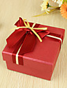 6 Piece/Set Favor Holder - Cuboid Pearl Paper Favor Boxes Non-personalised