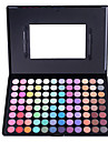 96 Lidschattenpalette Matt Lidschatten-Palette Puder Gross Party Make-up / Feen Makeup