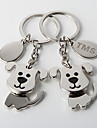 Personalized Key Ring – Puppies (Set of 4)