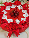 Red Rose Cake Favor Box (Set of 10)