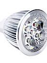 4W GU5.3(MR16) LED Spot Lampen MR16 5 High Power LED 110 lm Warmes Weiss DC 12 V