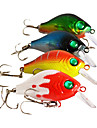 Hard Bait Crank 55MM 8G Sinking Fishing Lure (Color Assorted)