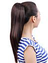 18 인치 클립 -에 ponytails
