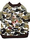 Military Style Dog Sweater (XS-XXL, Camouflage)
