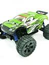 Buggy YX 4WD 1:16 RC Bil Grön Färdig att köraFjärrkontroll bil / Fjärrkontroll/Sändare / Batteriladdare / Användarmanual / Batteri för