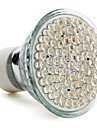 gu10 led 3.5w 80-400lm 2800-3500k chaude ampoule blanche Spot LED (220-240v)