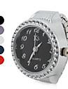 pentru Doamne Ceas La Modă Japoneză Quartz Bandă Sclipici Argint Alb Negru Mov Rosu Albastru