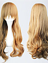 Lolita Wave Wig Inspired by Brown Japanese Style 60cm Classic