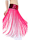 Dancewear Polyester With Tassel/ Sequined Belly Dance Belt for Ladies More Colors