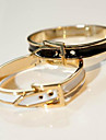 Frauen-Legierung Armband (Innendurchmesser: 6 * 5cm, Breite: 1cm)
