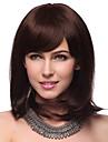 選択するには、2色でキャップレスミディアムストレート100%の人間の毛髪のかつら