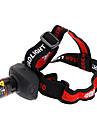 LED Taschenlampen / Scheinwerfer LED 3 Modus 200 Lumen einstellbarer Fokus / Taktisch / Notwehr Andere AAA Andere , SchwarzAluminium