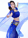 Dance Accessories Stage Props / Isis Wings Women\'s Performance Polyester Blue / Green / Pink / Red / White Belly DanceSpring, Fall,