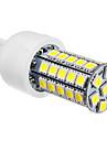 5W G9 Ampoules Mais LED T 47 SMD 5050 480 lm Blanc Naturel AC 100-240 V