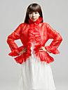 Wedding / Party/Evening / Casual Organza Coats/Jackets 3/4-Length Sleeve Wedding  Wraps