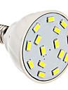 4W E14 / GU10 / E26/E27 Spot LED MR16 15 SMD 5630 300 lm Blanc Chaud / Blanc Froid AC 100-240 / AC 110-130 V